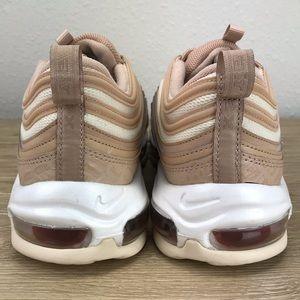 Nike Air Max 97 Lux Bio Beige Sneakers Sz 12